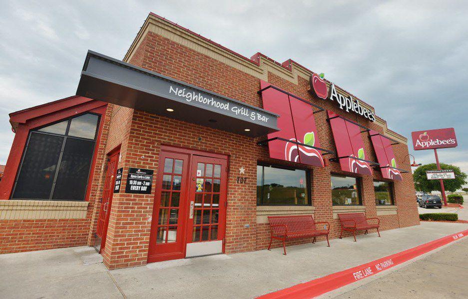 Applebee's tiene una oferta especial en sus 64 sucursales de Applebee's en Dallas-Fort Worth.
