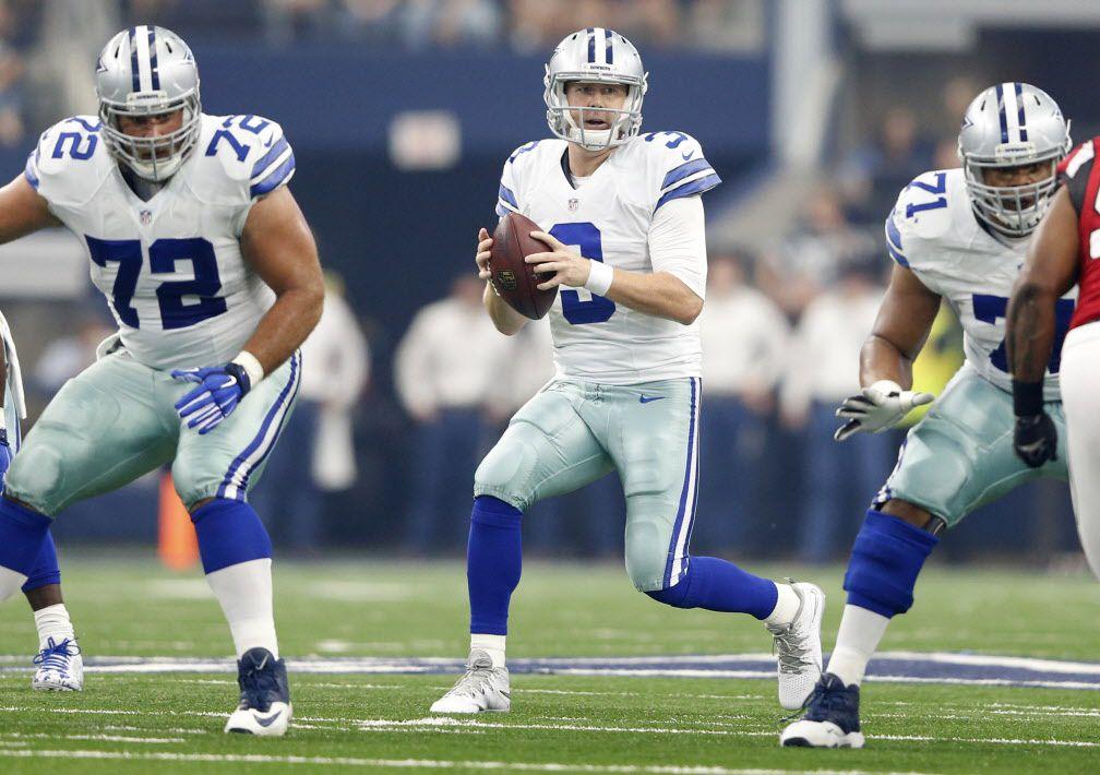 El mariscal de los Cowboys Brandon Weeden (3) irá en busca de su primera victoria como titular desde diciembre del 2012.(VERNON BRYANT/DMN)
