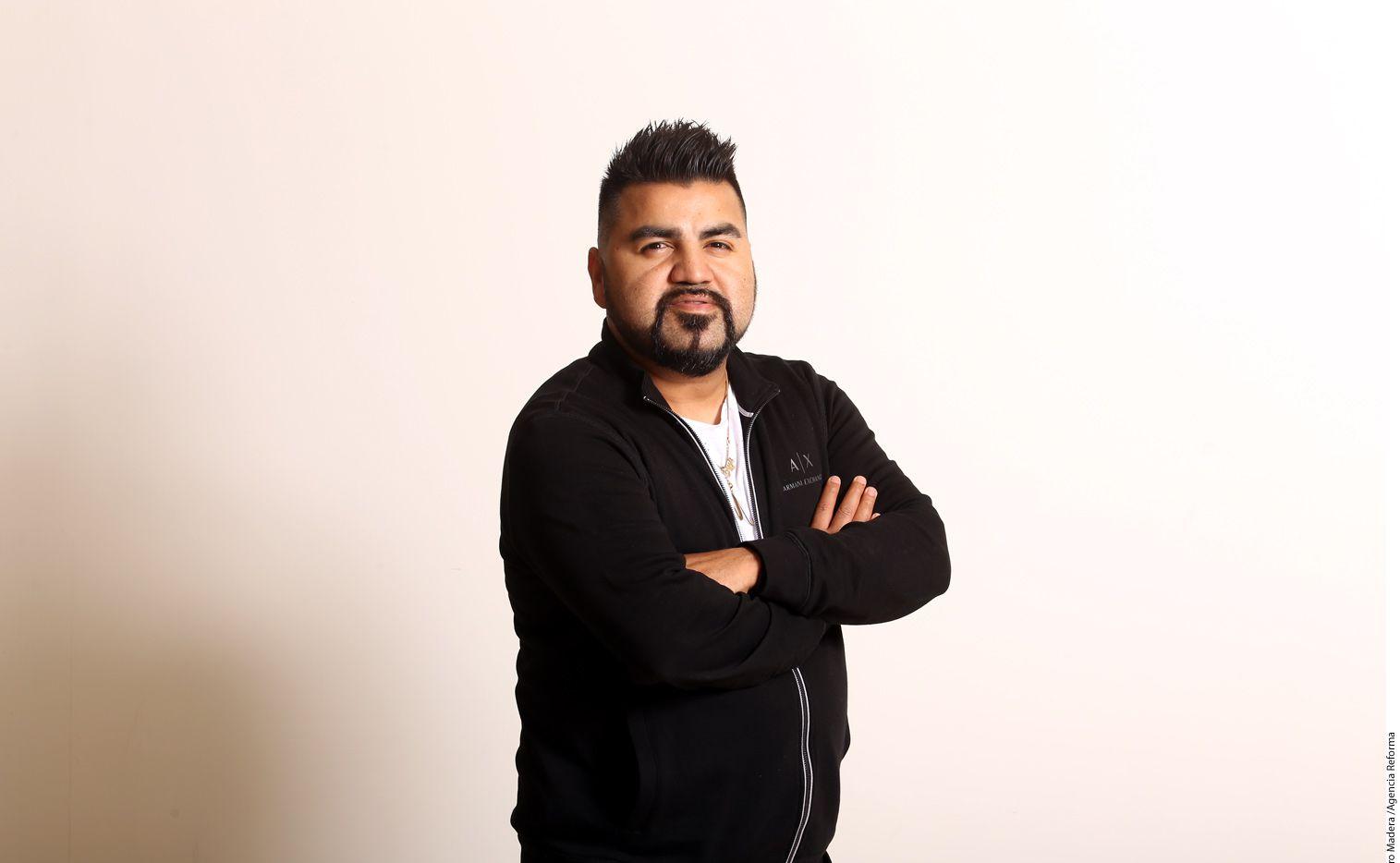 """Luis Antonio López """"Mimoso"""" se encuentra aún promoviendo el álbum Borrón y Cuenta Nueva, de donde se desprenden canciones como """"Tipo Clásico""""./AGENCIA REFORMA"""