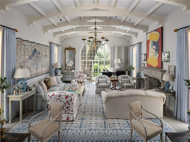 The Highland Park estate was just renovated.
