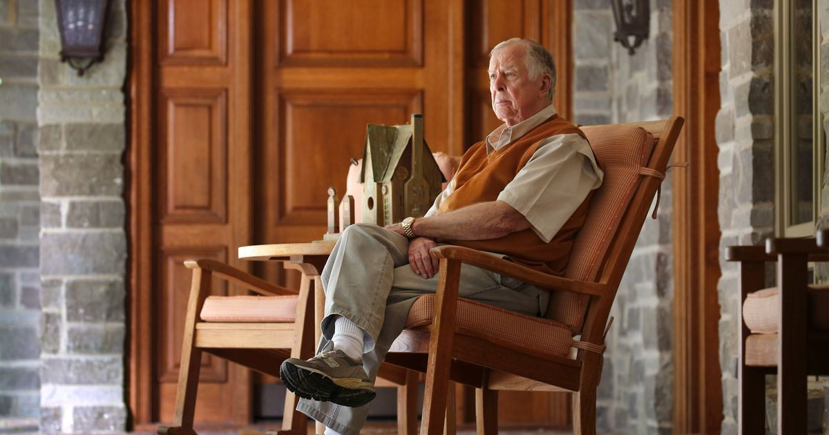 T. Boone Pickens Dead at 91...
