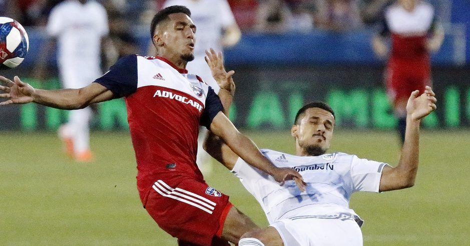 Jesús Ferreira (27) y el FC Dallas recibirán a los Xolos en julio en Frisco.  (Stewart F. House/Especial para DMN)