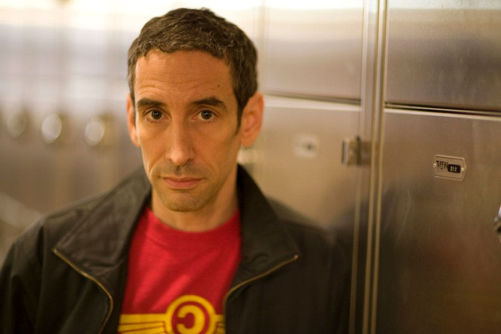 Douglas Rushkoff, a writer, documentarian and lecturer who's authored 15 best-selling books, will be a keynote speaker at the 2017 Dallas Festival of Ideas.
