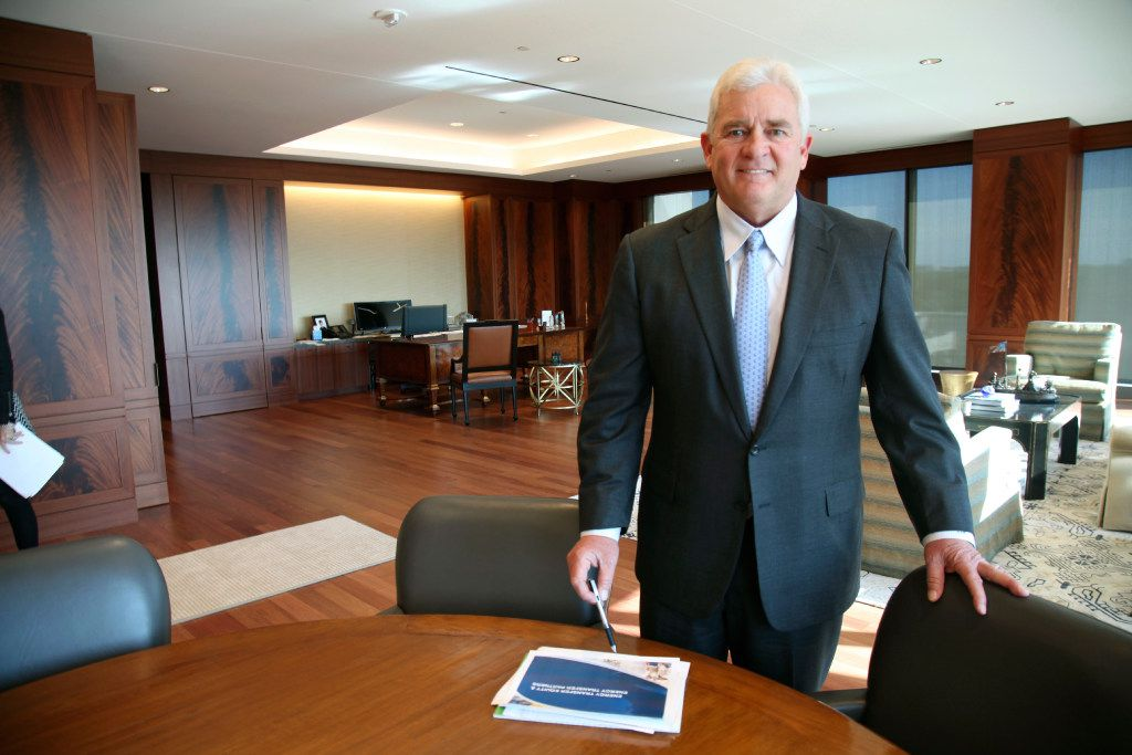 Energy Transfer CEO Kelcy Warren is increasing his ownership position in the Dallas pipeline giant.