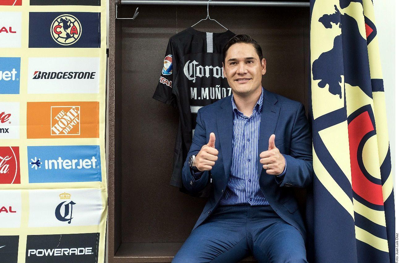 Muñoz podrá despedirse del futbol profesional portando los colores del equipo de sus amores. (AGENCIA REFORMA)