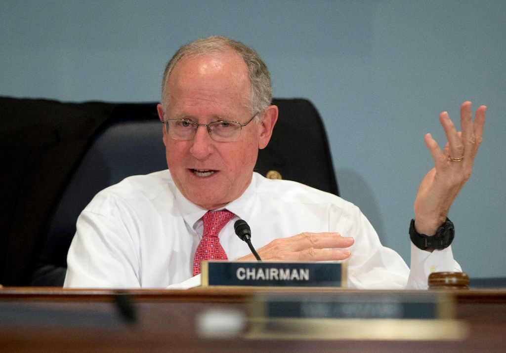 Republican U.S. Rep. Mike Conaway of Midland has been tapped to lead the House probe into Russian interference in the 2016 presidential election.  (2015 File Photo/The Associated Press)