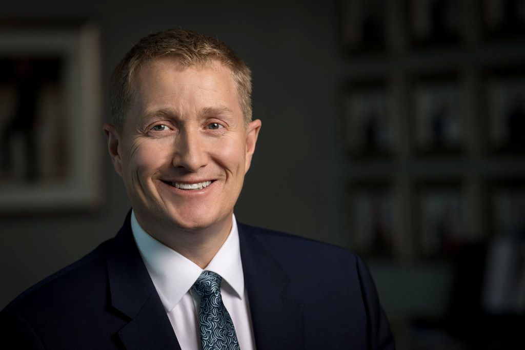 AdvoCare International L.P. promoted Brett Blake chief executive officer.
