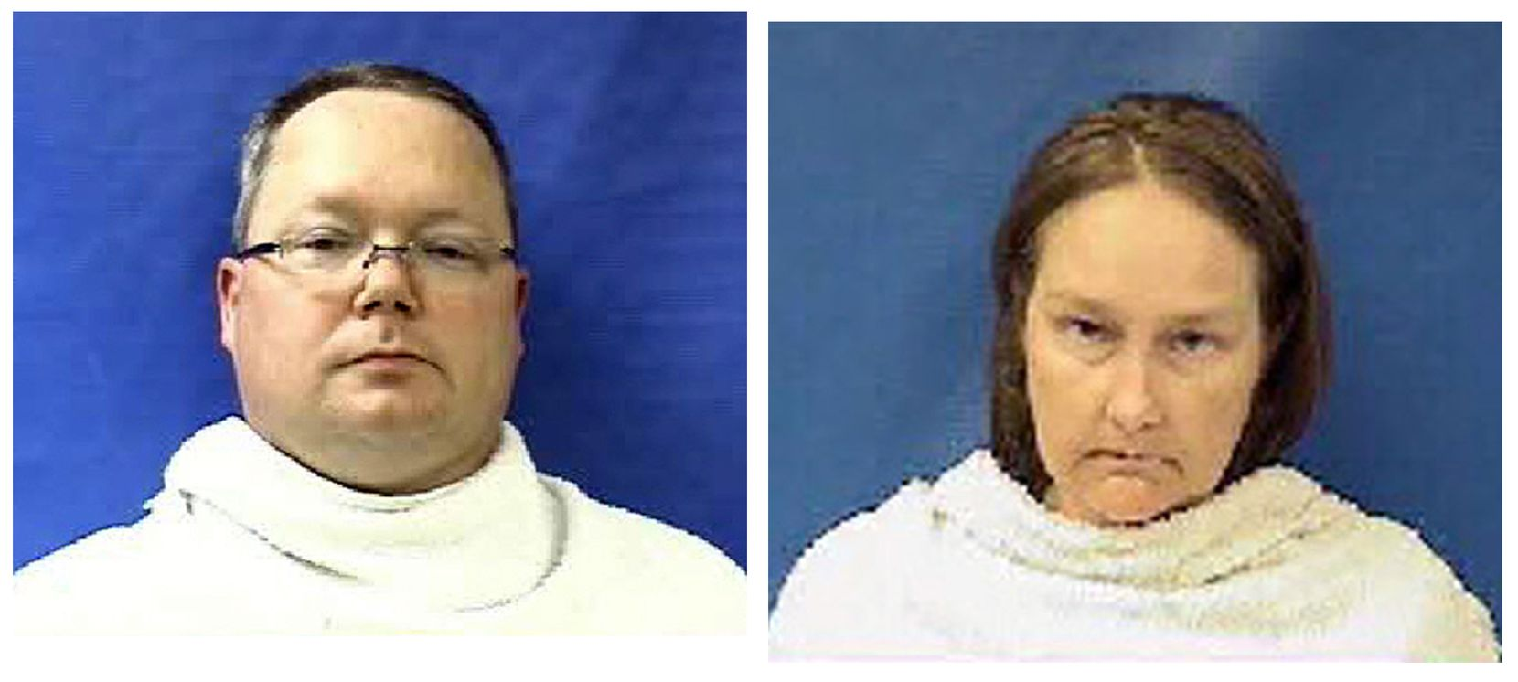 Eric and Kim Williams (Kaufman County Sheriff's Office)
