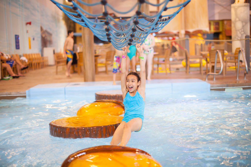 Great Wolf Lodge in Grapevine  STAYCATION