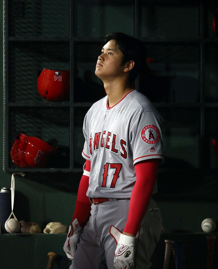 quality design 1f743 d910f Angels' Ohtani may need to undergo Tommy John surgery
