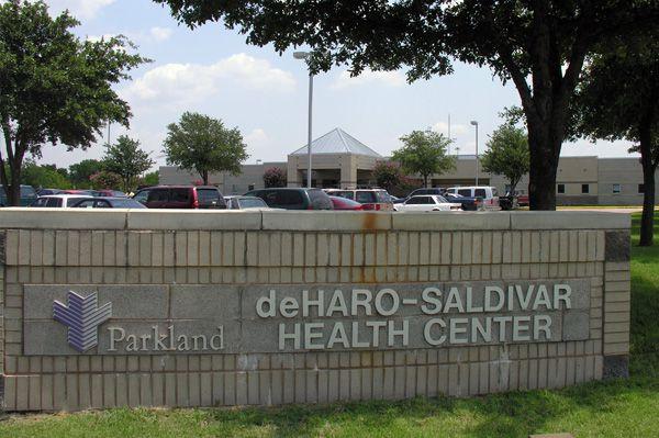 El deHaro-Saldivar Health Center de Parkland Health & Hospital System. (Cortesía: Parkland)