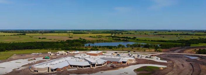 The Wildcat Ranch development has  a newly built elementary school.