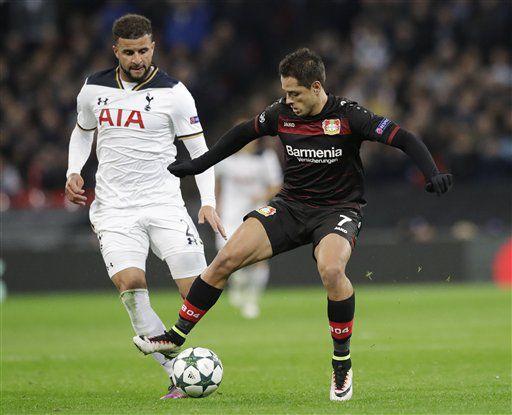 Javier Hernández fue convocado por el técnico Juan Carlos Osorio para la selección de México en el hexagonal final de la CONCACAF rumbo a Rusia /AP
