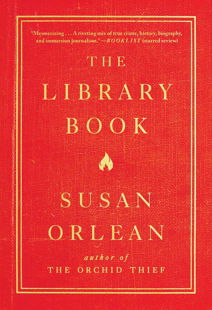 """""""The Library Book"""" by Susan Orlean"""