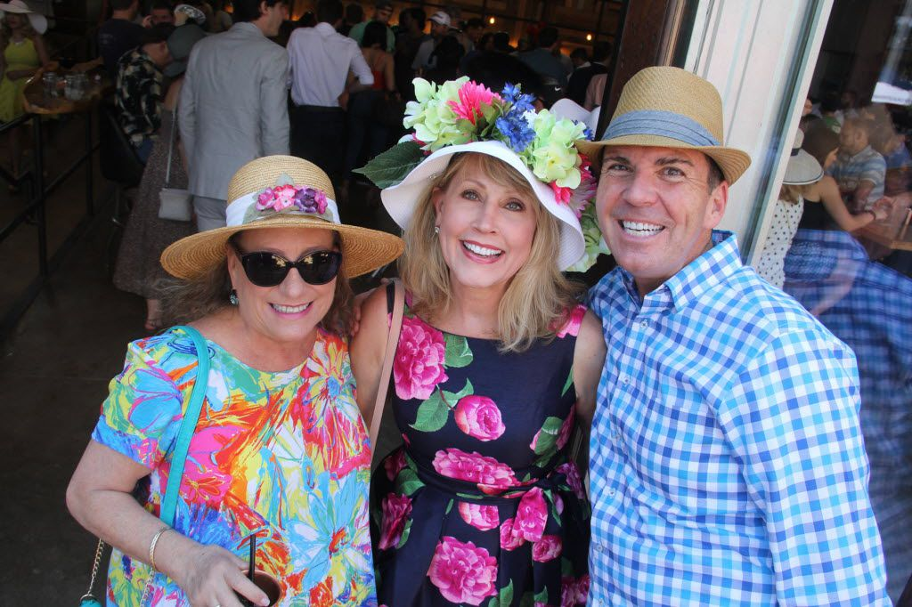 The Rustic in Uptown held a Kentucky Derby watching party on May 7, 2016. Mint Juleps were served up along with live music leading up to the race and judges four best dressed categories and the winners received $200 in free range concept gift cards. Donna Sweeney, Jan Parramore and Wade Holden