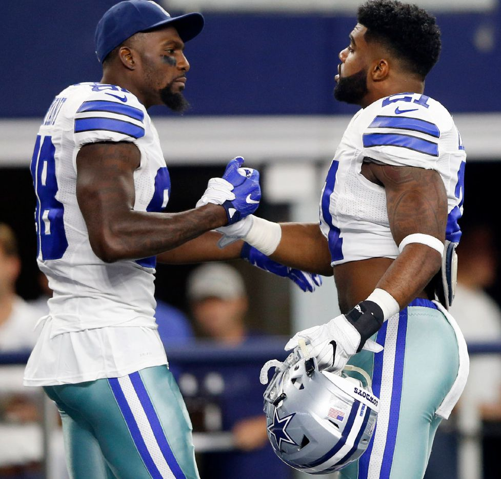 Even If Zeke Doesn T Break 2 000 Yards Here S Why Dez