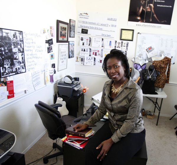Psychelia Terry found a lucrative niche with her Urban Intimates Lingerie, which offers affordable lingerie for women with curves. She is moving from being a small online retailer to a designer and manufacturer, with hopes to sell her lines through major department stores.