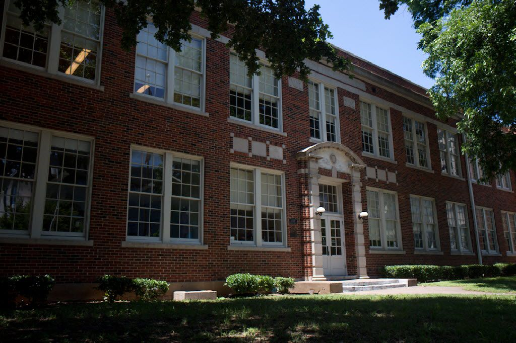 Booker T. Washington High School for the Performing and Visual Arts is among Dallas ISD's most highly regarded magnet schools.