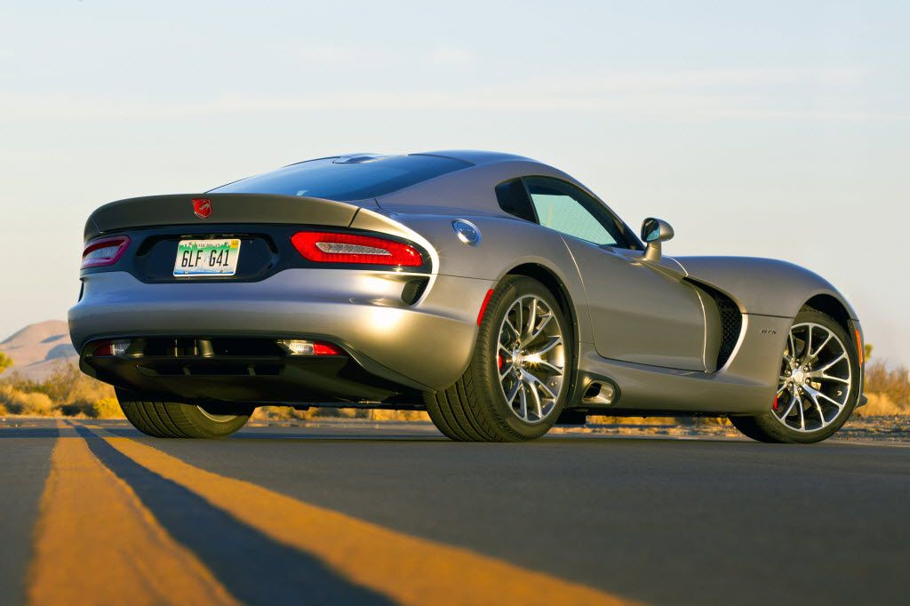 A Dodge Viper hit 140 mph on the Hardy Toll Road in Houston.