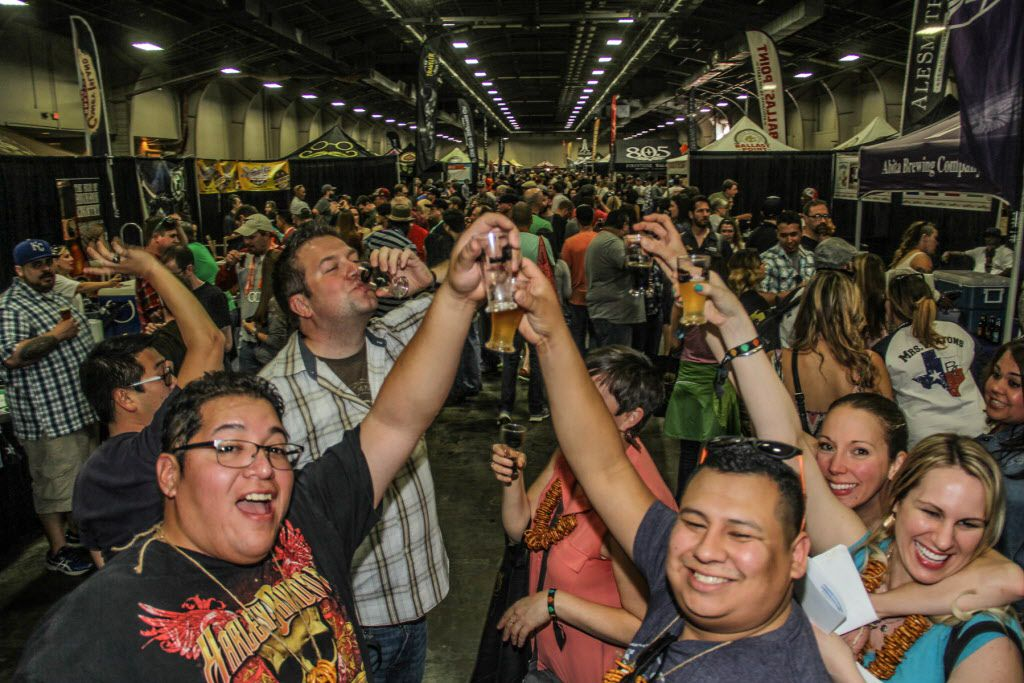 The Big Texas Beer Fest is Dallas'' original beer festival. The 2016 event was the fifth annual.