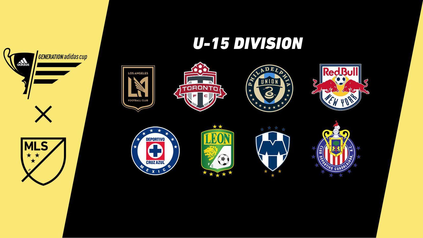 2019 GA Cup U15 Divisoin