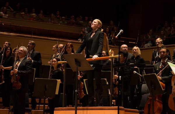 Dallas Symphony Orchestra assistant conductor Ruth Reinhardt