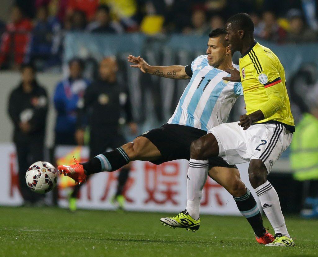 La Copa América Centenario se jugará en junio en Estados Unidos. Fotos AP