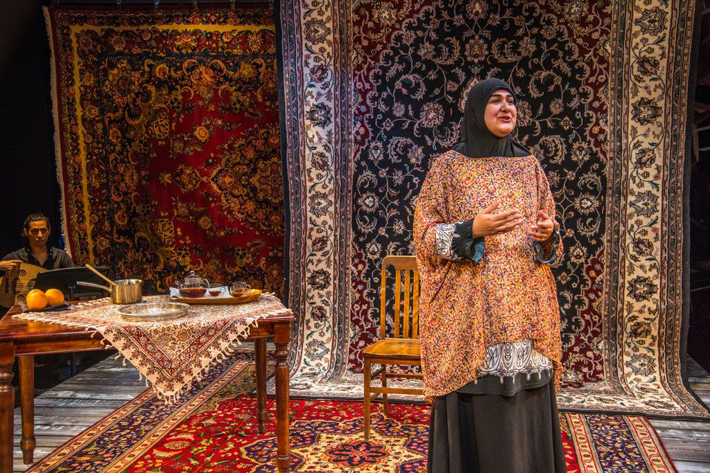 In her one-woman show Unveiled, Chicago playwright Rohina Malik portrays five Muslim women who sip tea and tell stories about the misunderstandings surrounding their faith. Malik is bringing the show to WaterTower Theatre in Addison from June 12-30.