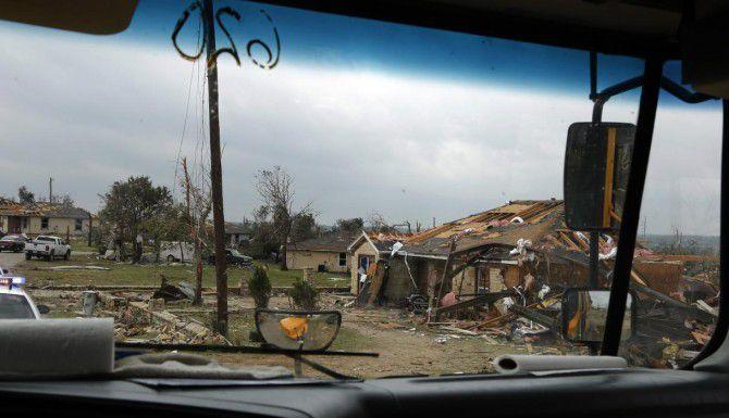 La temporada de tormentas y tornados está próxima, y funcionarios de Dallas quieren que la población esté informada y preparado. (Staff Photographer/David Woo)