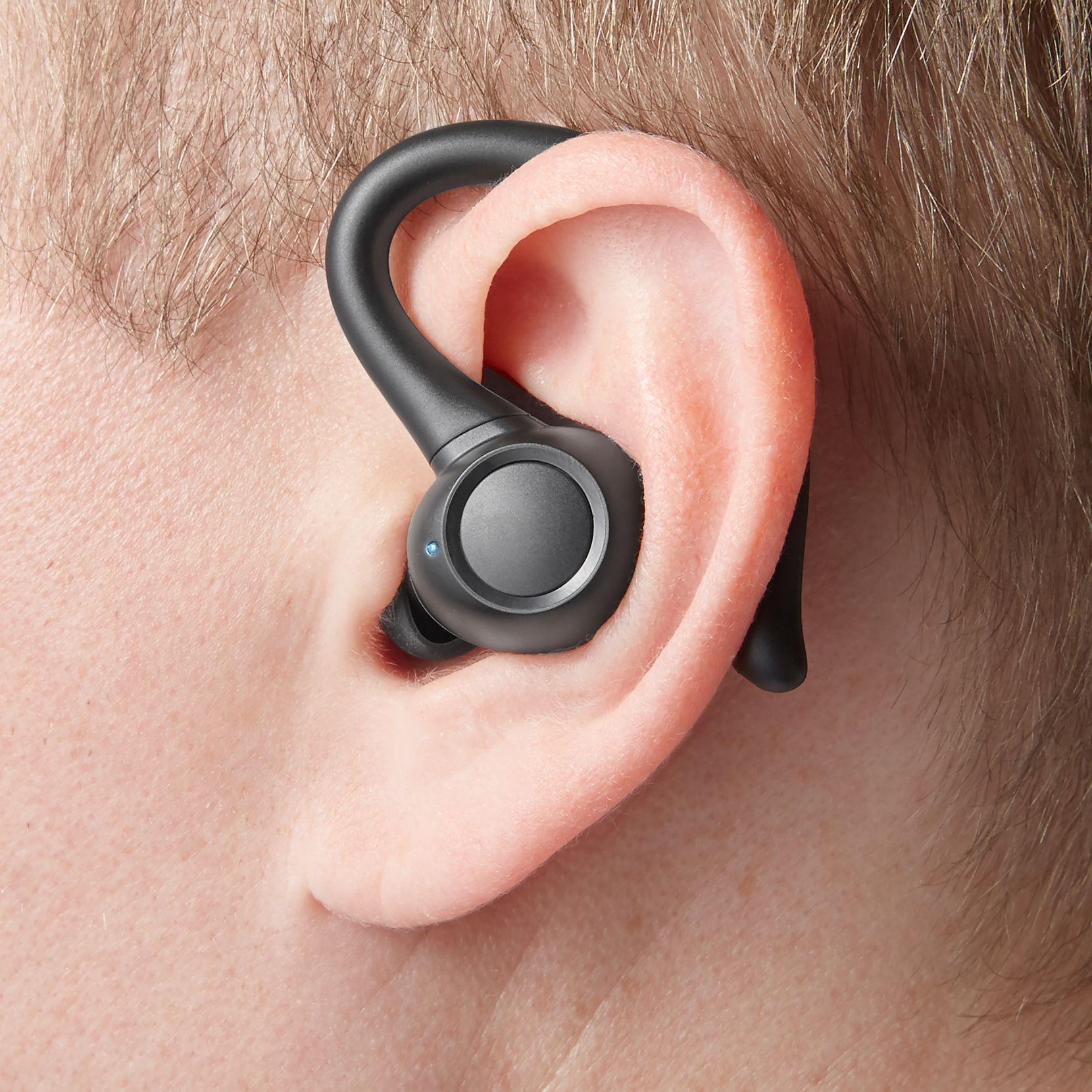 The Blackweb True Wireless Bluetooth Earbuds.