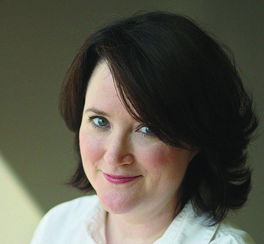 Author Helen Ellis
