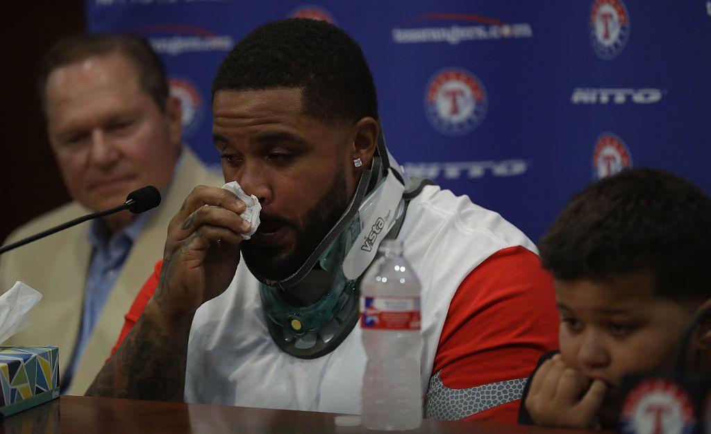 Prince Fielder anunció su retiro del beisbol el miércoles en Texas. GETTY IMAGES