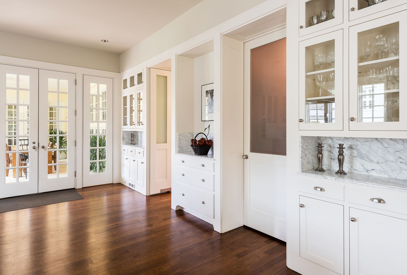 The home was inspired by English country homes of the 1920s.