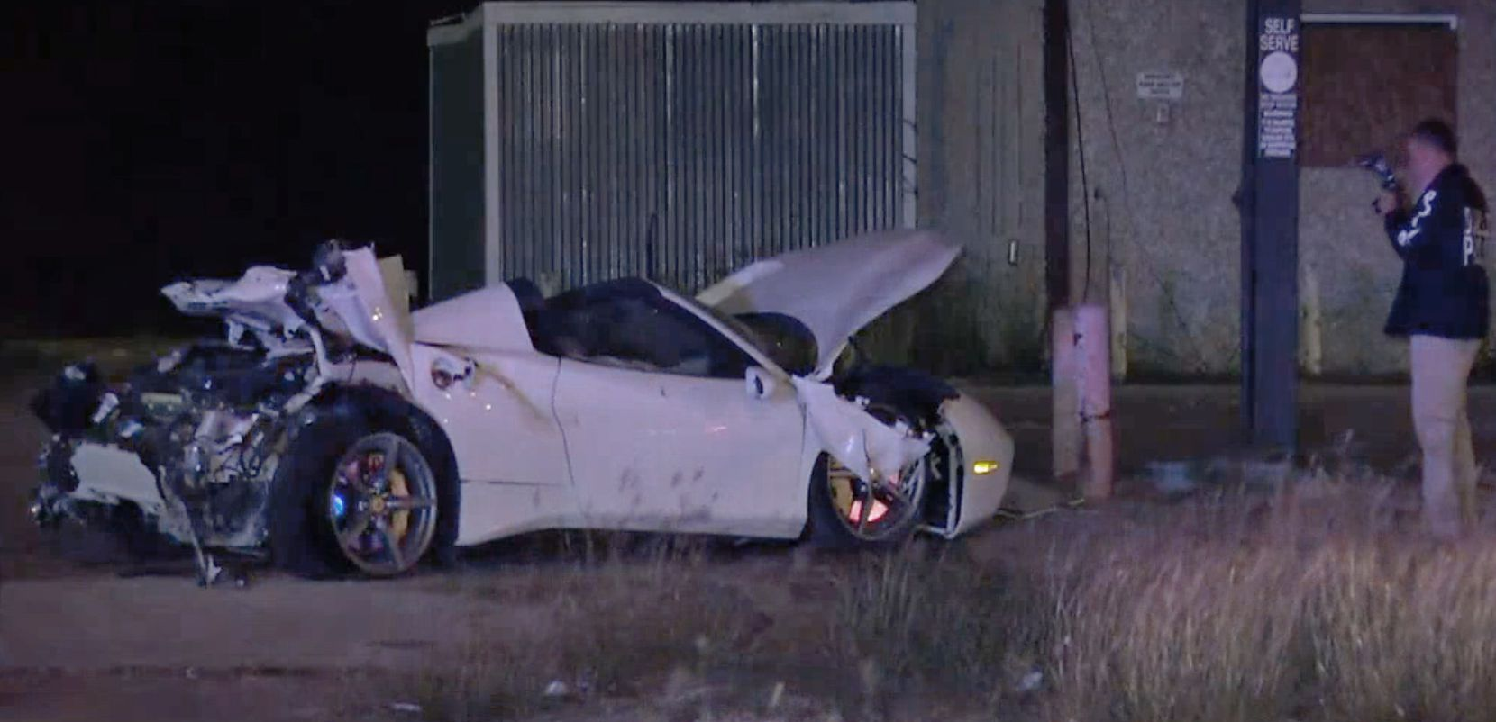 Boxer Errol Spence, a welterweight champion from DeSoto, was seriously injured but was expected to survive his injuries after he was ejected from a Ferrari on Thursday morning.