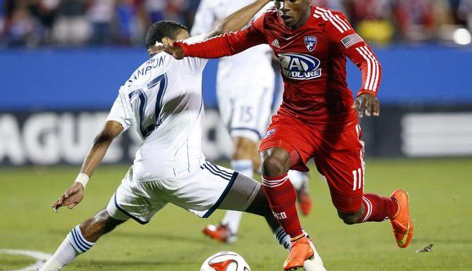 Fabián Castillo (11) y el FC Dallas enfrentarán a los Sounders el domingo en Frisco. (DMN/TOM FOX)