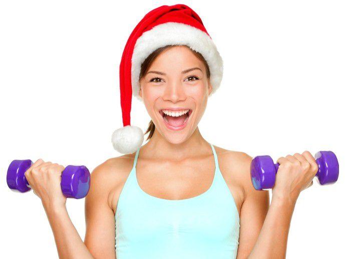 Consejos para no subir de peso durante las fiestas de diciembre. /ISTOCK