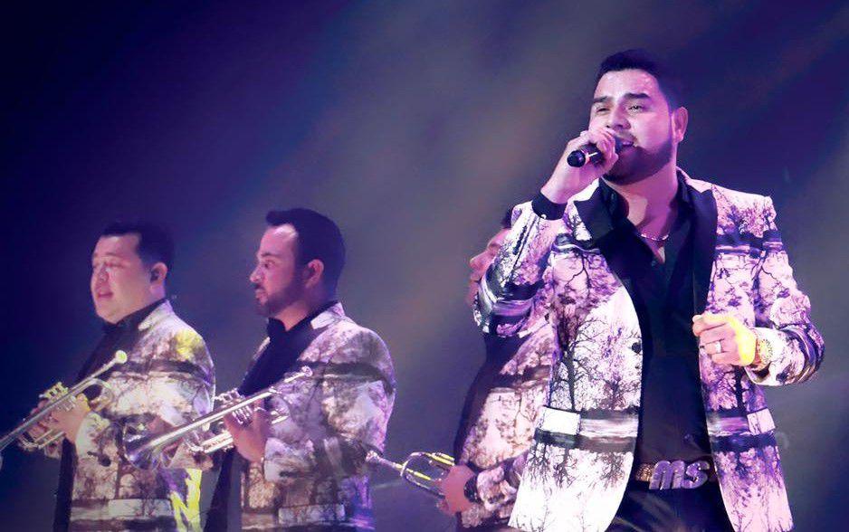 Alan Ramírez fue baleado esta madrugada tras salir de su concierto en el Auditorio Nacional de México. Foto del Facebook de Banda MS