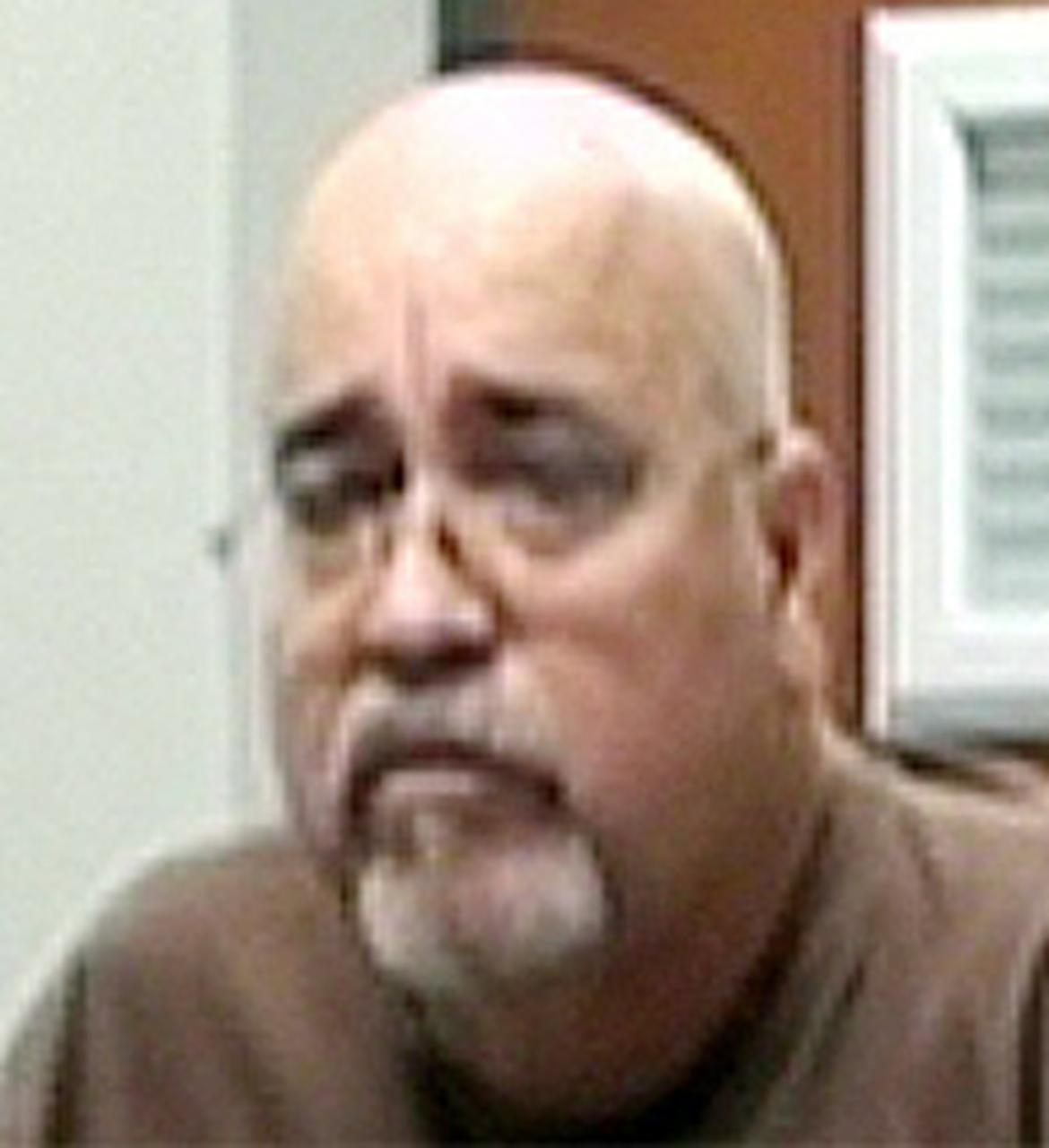 José Luis Cepeda Cortés es uno de los tres hombres acusados de acechar a Guerreo Chapa.