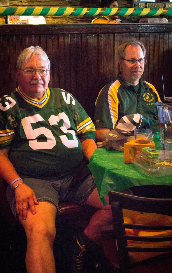Fans get to Vernon's Gastropub early on Sundays to reserve a table. Eventually, the venue is standing room only.