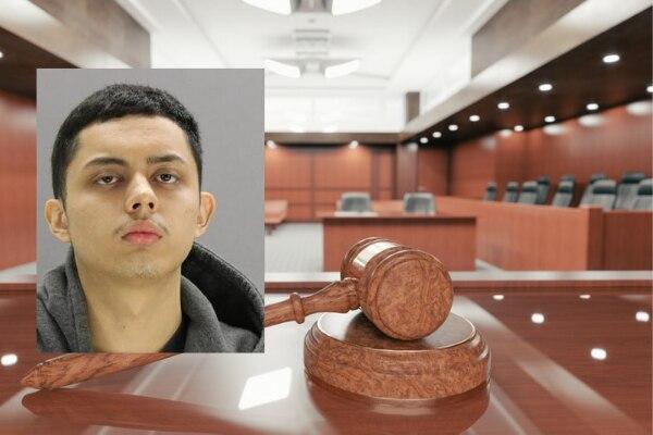 George Salazar, de 23 años, está acusado del asesinato de Natalie Hernández, de 14. DMN