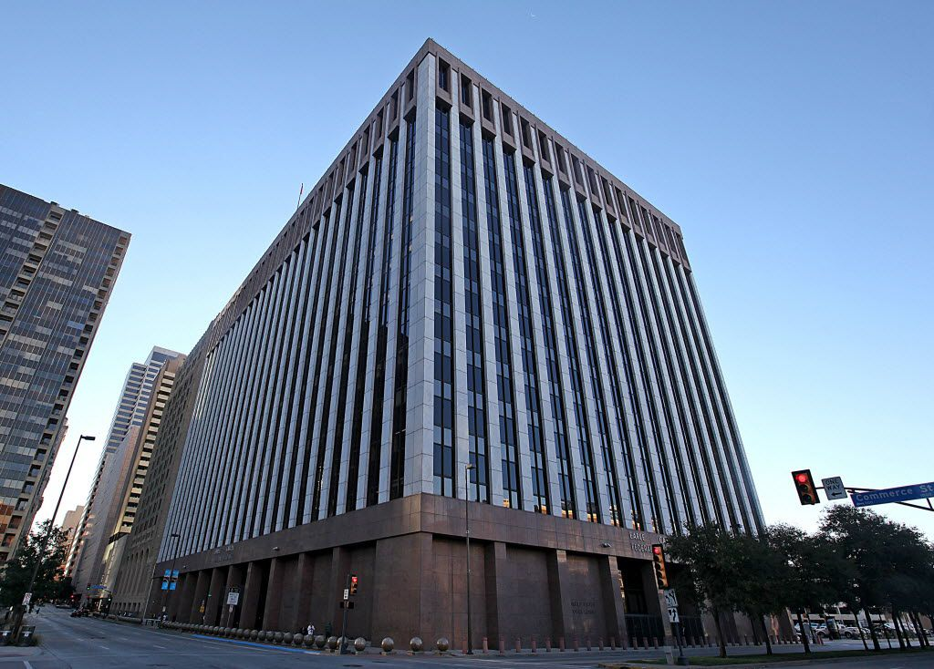 Earle Cabell federal courthouse in Dallas (Getty Images)