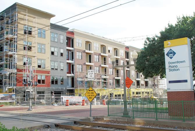 Junction 15 is expected to open up to its first apartment tenants in October. Rent will be about $1.50 per square foot for the one-, two- and three-bedroom apartments.