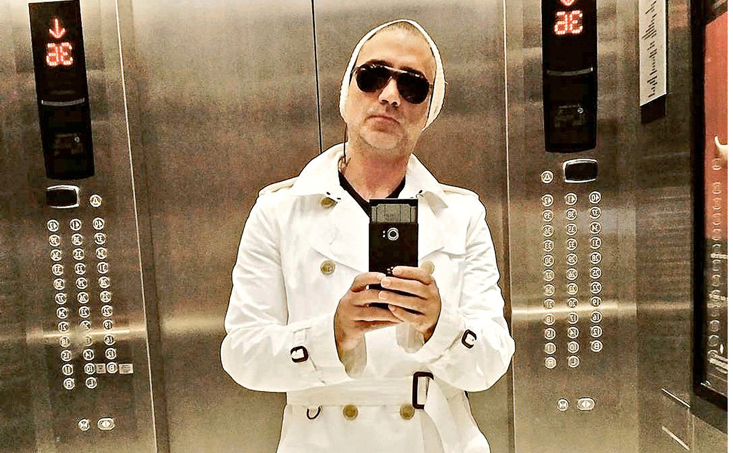 El cantante Alejandro Fernández fue atacado en redes sociales despues de subir una fotografía en la que, de acuerdo con sus fanáticos, parecía afeminado./AGENCIA REFORMA