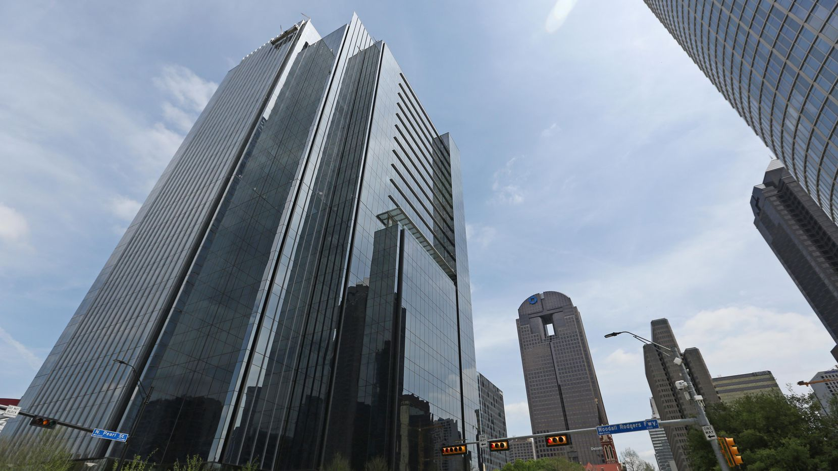 London-based DLA Piper has leased two floors in the new 1900 Pearl Tower, the newest downtown Dallas office building, at Pearl and Woodall Rodgers.