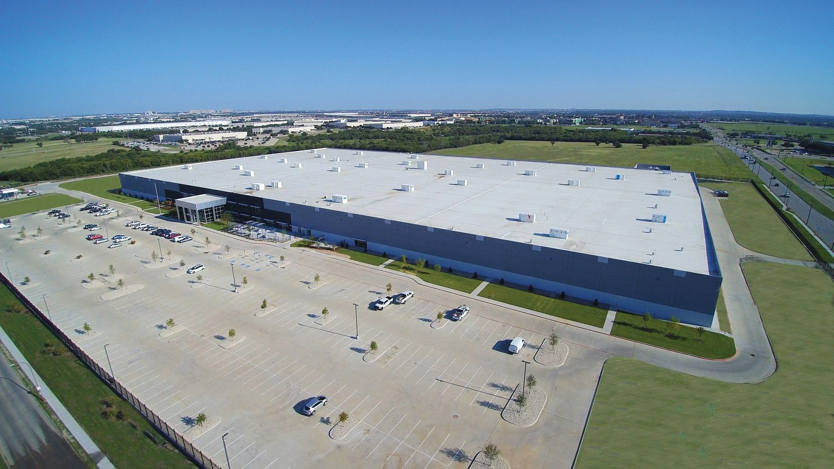 TTI Inc. is moving into a new 641,000-square-foot distribution center in north Fort Worth with plans to expand its workforce.