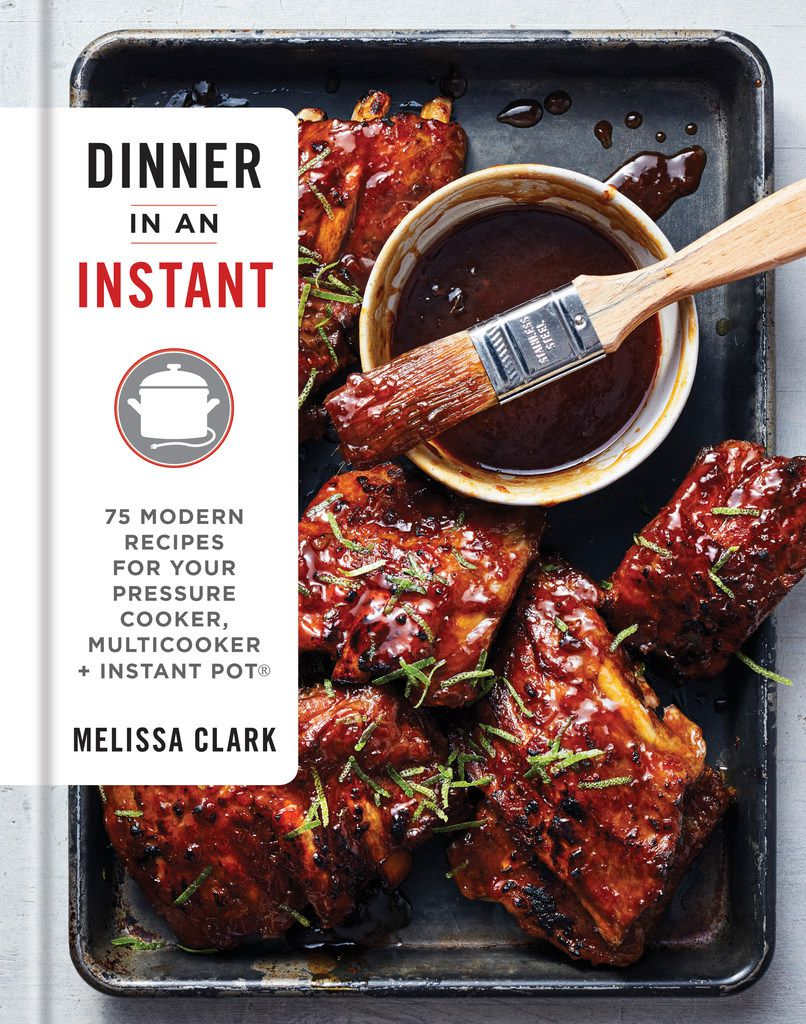 Dinner in an Instant  by Melissa Clark.