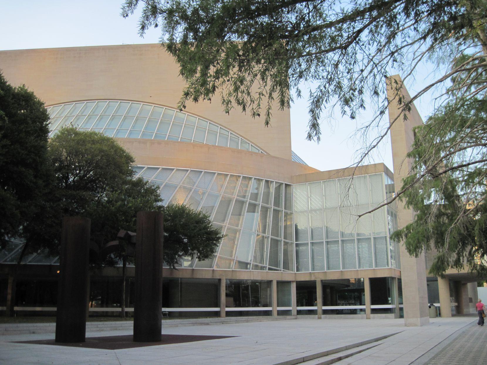 Meyerson Symphony Center