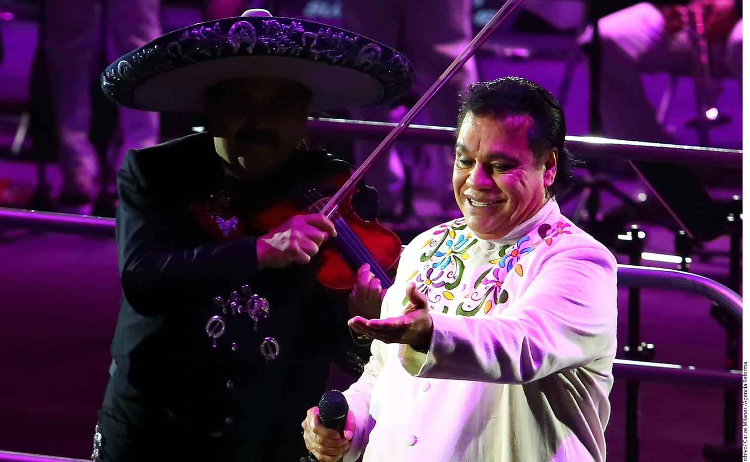 Antes de la muerte de Juan Gabriel, se planeaba que el cantautor se presentara en el Zócalo de la Ciudad el 13 de noviembre./AGENCIA REFORMA