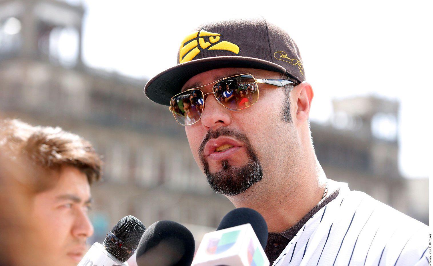 El ex beisbolista mexicano Esteban Loaiza comparecerá otra vez el 5 de abril, previo al juicio./ AGENCIA REFORMA