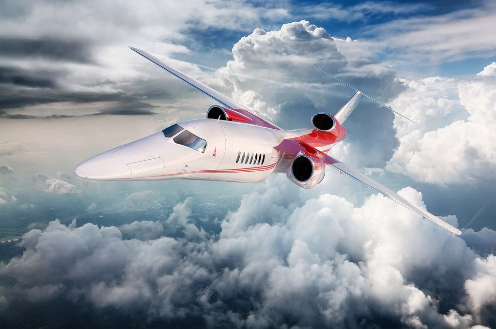 The 12-passenger aircraft has a list price of $120 million.